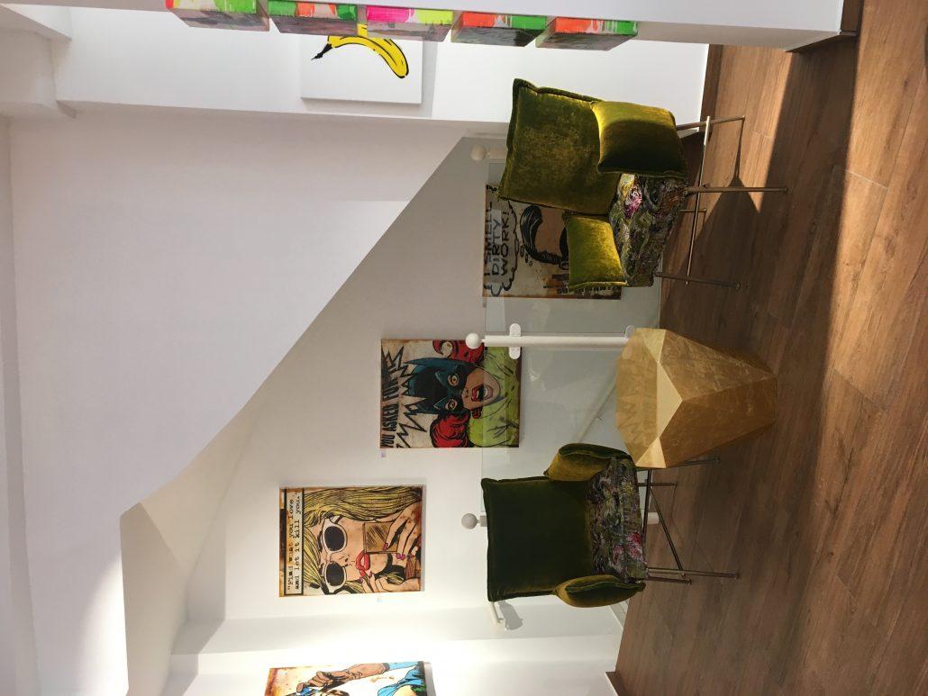 Ohlinda Stühle In Galerie 30 Works1 Bretz Store Köln
