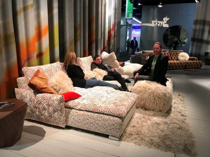 Bretz Köln Möbelmesse IMM 2018 Filousof annapurna