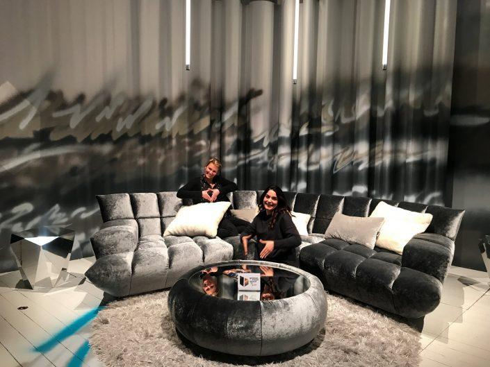 Bretz Köln Möbelmesse IMM 2018 Cloud 7