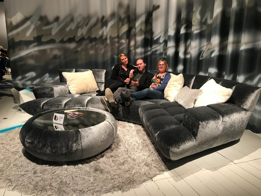 Bretz Köln Möbelmesse IMM 2018 Cloud7