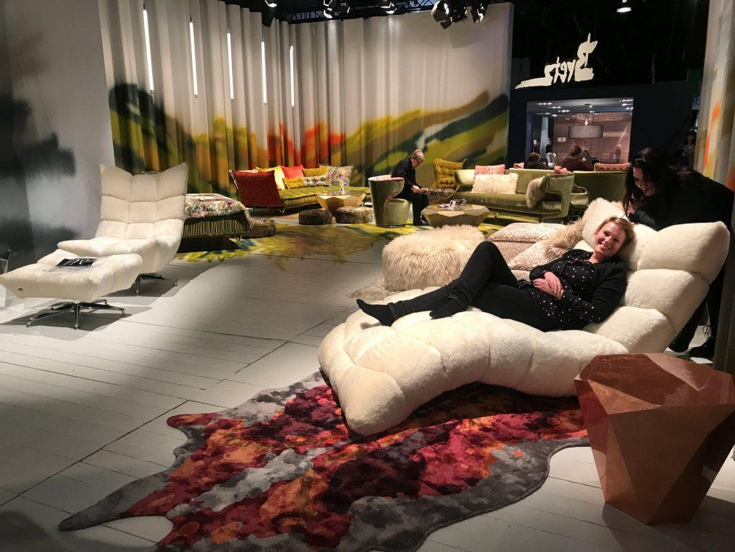 Bretz Köln Möbelmesse IMM 2018 Cloudliege